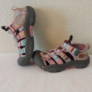 KEEN Little Girl 'Whisper' Sandals